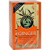 Triple Leaf Tea Ginger - 20 Tea Bags - Case of 6 HGR 877654