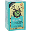 Triple Leaf Tea Relaxing Herb Tea - 20 Tea Bags - Case of 6 HGR 877738
