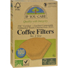 breakroom appliances: If You Care - #2 Cone Coffee Filters - Brown - 100 Count