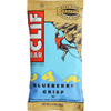 Clif Bar Organic Blueberry Crisp - Case of 12 - 2.4 oz HGR 884916