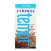 Tempt Hemp Milk - Unsweetened Creamy Non - Dairy Beverage Original - Case of 12 - 32 Fl oz..