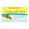 Tea - Chamomile with Mint - Case of 6 - 20 BAG