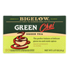 Tea - Green - Chai - Case of 6 - 20 BAG