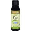 Shampoo Body Wash Bath Soaps Oils: Spectrum Essentials - Organic Flax Oil - 8 oz