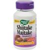Nature's Way Shiitake and Maitake Standardized - 60 Capsules HGR 0899989