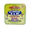 cough drops: Thayers - Slippery Elm Lozenges Maple - 42 Lozenges - Case of 10