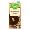 Mushroom Broth - Organic - Case of 12 - 32 Fl oz..