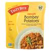 Tasty Bite Entree - Indian Cuisine - Bombay Potatoes - 10 oz.. - case of 6 HGR 0902247