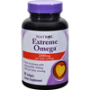 Supplements Efas Epos Fish Oils: Natrol - Extreme Omega - 1200 mg - 60 Softgels