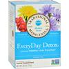 EveryDay Detox Herbal Tea - Case of 6 - 16 Bags