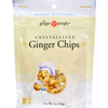 Ginger People Crystallized Ginger Chips - Bakers Cut - 7 oz - Case of 12 HGR 912378