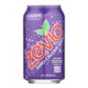 Zevia Soda - Zero Calorie - Grape - Can - 6/12 oz.. - case of 4 HGR 0912642