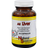 Natural Sources All Liver - 60 Capsules HGR 0913863