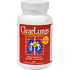 RidgeCrest Herbals ClearLungs - 120 Vegetarian Capsules HGR 915140