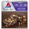 Nutrition: Atkins - Endulge Bar Nutty Fudge Brownie - 5 Bars