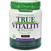 Green Foods True Vitality Plant Protein Shake with DHA Chocolate - 25.2 oz HGR 0928333