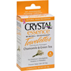 Crystal Mineral Deodorant Towelettes Chamomile and Green Tea - 6 Towelettes HGR 0934562