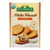Devonsheer Organic Sesame Melba Rounds - Case of 12 - 5.25 oz.. HGR 0936070