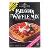 Classique Fare Belgian Waffle Mix - Case of 6 - 16 oz.. HGR 0937185