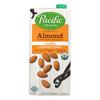 Almond Vanilla - Unsweetened - Case of 12 - 32 Fl oz..