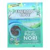 Emerald Cove Organic Pacific Nori - Untoasted Hoshi - Silver Grade - .9 oz.. - Case of 6 HGR 0939256