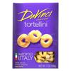 Davinci Tortellini Egg Pasta - Case of 12 - 7 oz.. HGR 0949099