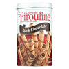 De Beukelaer Cookies - Pirouline Creme Filled Rolled Wafers - Case of 6 - 14.1 oz. HGR 0949990