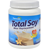 hgr: Naturade - Total Soy Meal Replacement - Vanilla - 19.05 oz