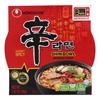 Nong Shim Noodle Soup Bowl - Shin - Case of 12 - 3.03 oz.. HGR 0954123