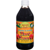 Supplements Food Supplements: Dynamic Health - Organic Certified Tart Cherry Juice Concentrate Tart Cherry - 16 fl oz