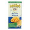 Annie's Homegrown Homegrown Macaroni and Cheese - Organic - Classic - 6 oz - case of 12 HGR 0958512