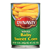 Whole Baby Sweet Corn - Case of 12 - 15 oz..