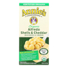Annie's Homegrown Homegrown Macaroni and Cheese - Organic - Alfredo Shells and Cheddar - 6 oz - case of 12 HGR 0959361