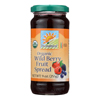 Fruit Spread - Wild Berry - Case of 12 - 9 oz..