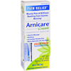 Vitamins OTC Meds Pain Relief: Boiron - Arnicare Cream Value Pack with 30 C Blue Tube - 2.5 oz