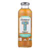 Organic Bottled Tea - Moroccan Mint - Case of 12 - 16 fl oz.
