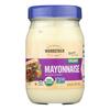 Woodstock Organic Mayonnaise - Case of 12 - 16 oz.. HGR 0965590