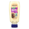 Woodstock Organic Mayonnaise - Squeeze - Case of 12 - 11.25 oz.. HGR 0966226