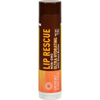 Creams Ointments Lotions Lip Balms: Desert Essence - Lip Rescue with Shea Butter - 0.15 oz - Case of 24