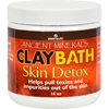 Zion Health Claybath Skin Detox - 16 oz HGR 0974741