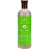 soaps and hand sanitizers: Zion Health - Adama Clay Minerals Shampoo Peach Jasmine - 16 fl oz