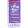 Liddell Homeopathic Weight Loss XL - 1 fl oz HGR 0976621