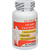 Health Plus Heart Cleanse Total Body Cleansing System - 90 Capsules HGR 0977595