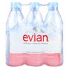 Evian Spring Water Natural Spring Water - Case of 4 - 16.9 FL oz.. HGR 0977827