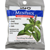 cough drops: Zand - Menthol HerbaLozenge Soothing Menthol - 15 Lozenges - Case of 12