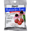 Condition Specific Immune: Zand - HerbaLozenge Echinacea Zinc Natural Cherry - 15 Lozenges - Case of 12