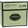 Clean and Green: Smith Teamaker - Green Tea - Jasmine Slvr Tp - Case of 6 - 15 Bags