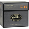 Clean and Green: Smith Teamaker - Black Tea - Bungalow - Case of 6 - 15 Bags