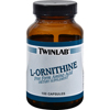 Twinlab L-Ornithine - 500 mg - 100 Capsules HGR 0984104