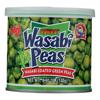 Hapi Green Peas - Hot Wasabi - Case of 24 - 4.9 oz.. HGR0984286